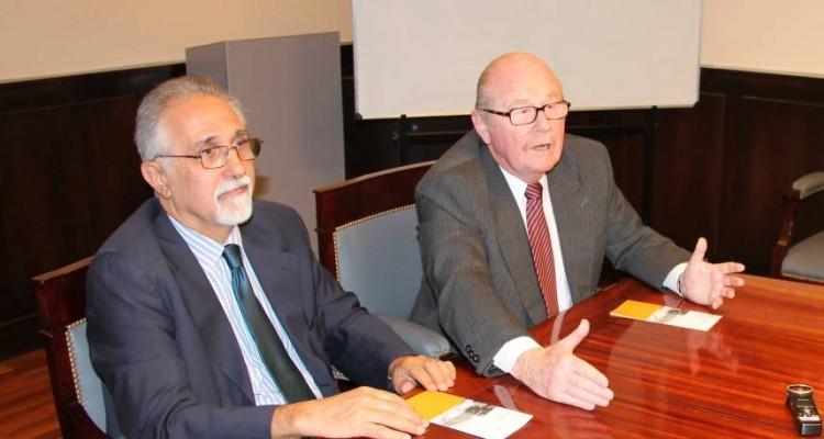 Eduardo Molina Quiroga y Daniel Ricardo Altmark
