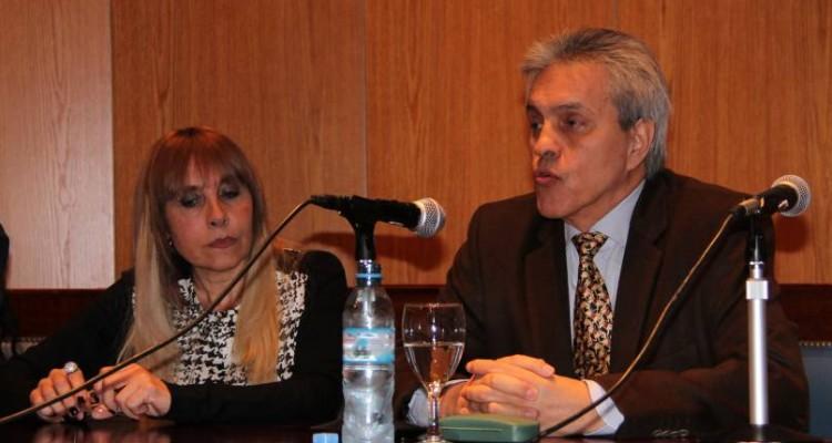 Ana María Lemmo y Osvaldo A. Gozaíni