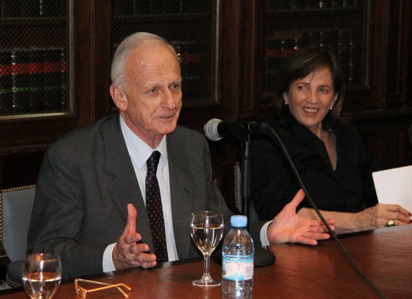 Gregorio Badeni y Dora Laplacette