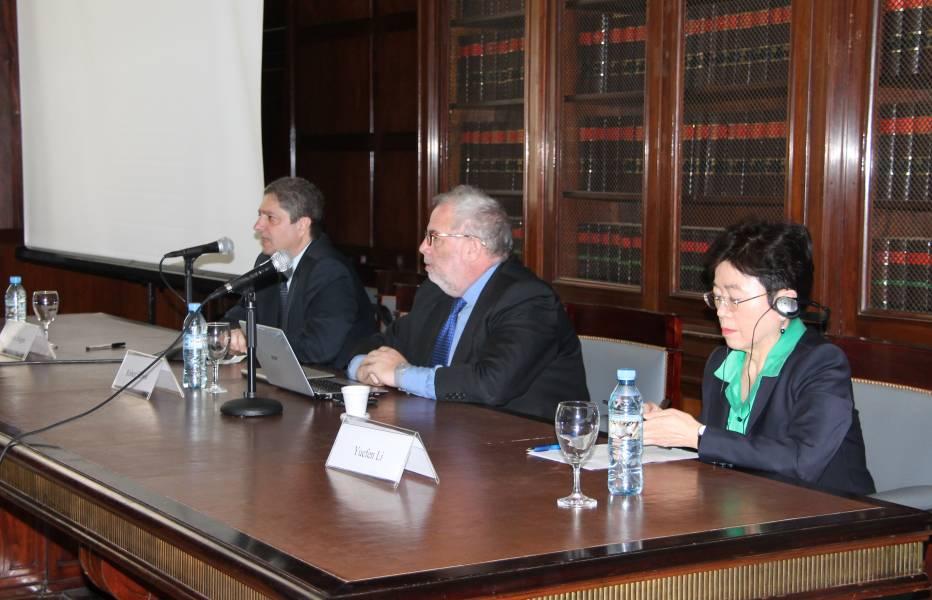 Marcelo Alegre, Robert Howse y Yuefen Li