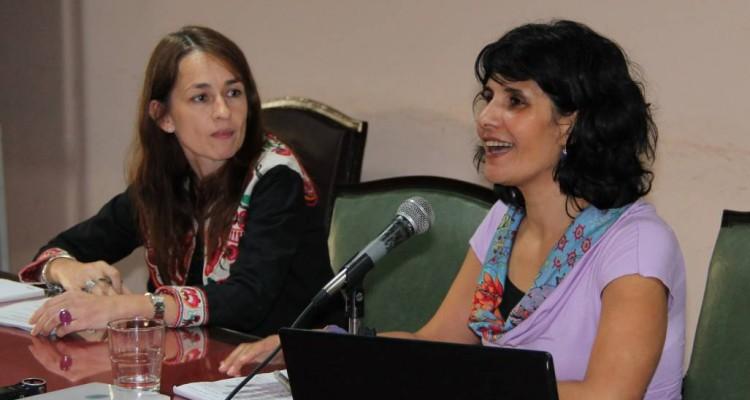 Laura Pautassi y Juliana Martínez Franzoni