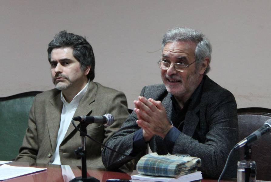 Martín D'Alessandro y Vicente Palermo