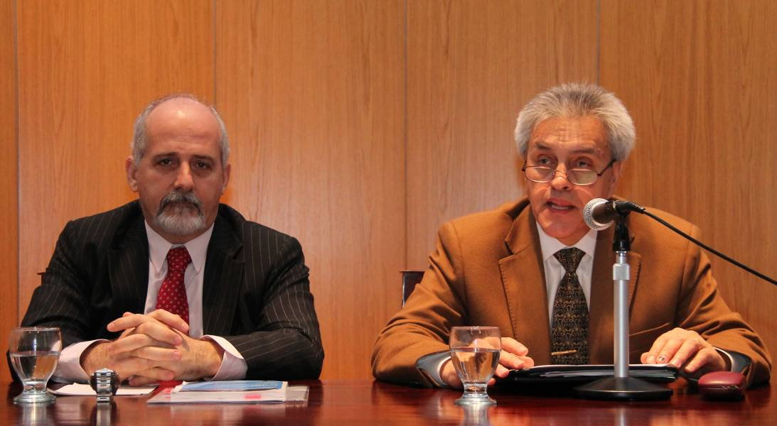 Guido S. Tawil y Osvaldo A. Gozaíni