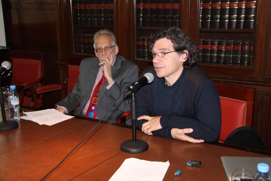 Antony Duff y Roberto Gargarella
