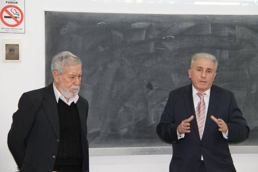 Augusto Pérez Lindo y Jorge Berbere Delgado