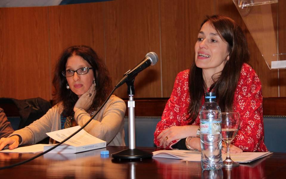 Mercedes de Virgilio y Laura Pautassi