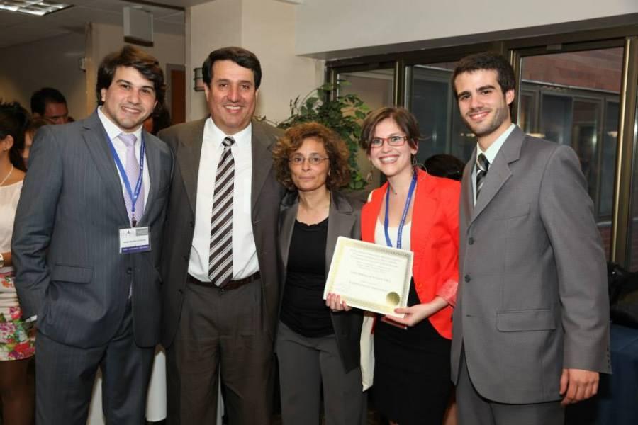 Pablo D. Colmegna, Diego Rodríguez-Pinzón, Claudia Martin y Paula Scianca Luxen y Víctor Lisandro Elias