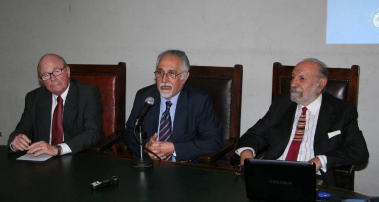 Daniel R. Altmark, Eduardo Molina Quiroga y Antonio Anselmo Martino