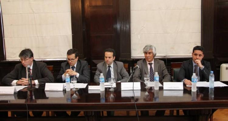 Juan Martín Vocos Conesa, Fernando Cupo, Ariel Cardaci Méndez, Orlando J. Moreno y Leandro A. Martínez