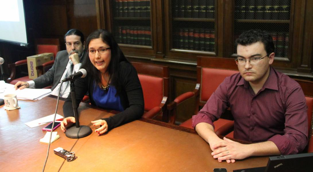 Ricardo Rabinovich-Berkman, Lady Nancy Zuluaga Jaramillo y Diego Zambrano Álvarez