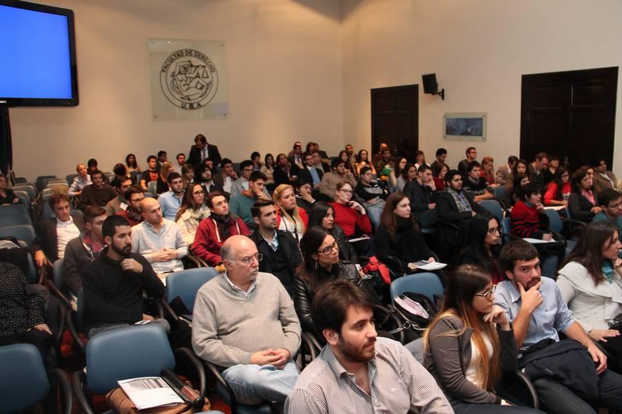 Congreso de Derecho Penal para estudiantes y jóvenes graduados