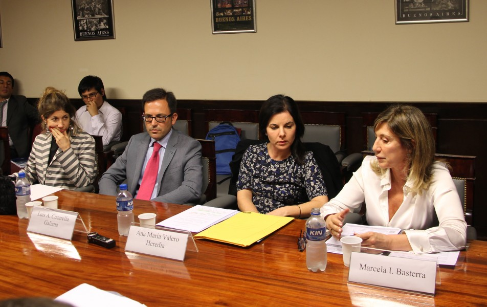Jânia Lopes Saldanha, Luis A. Cucarella Galiana, Ana María Valero Heredia y Marcela I. Basterra