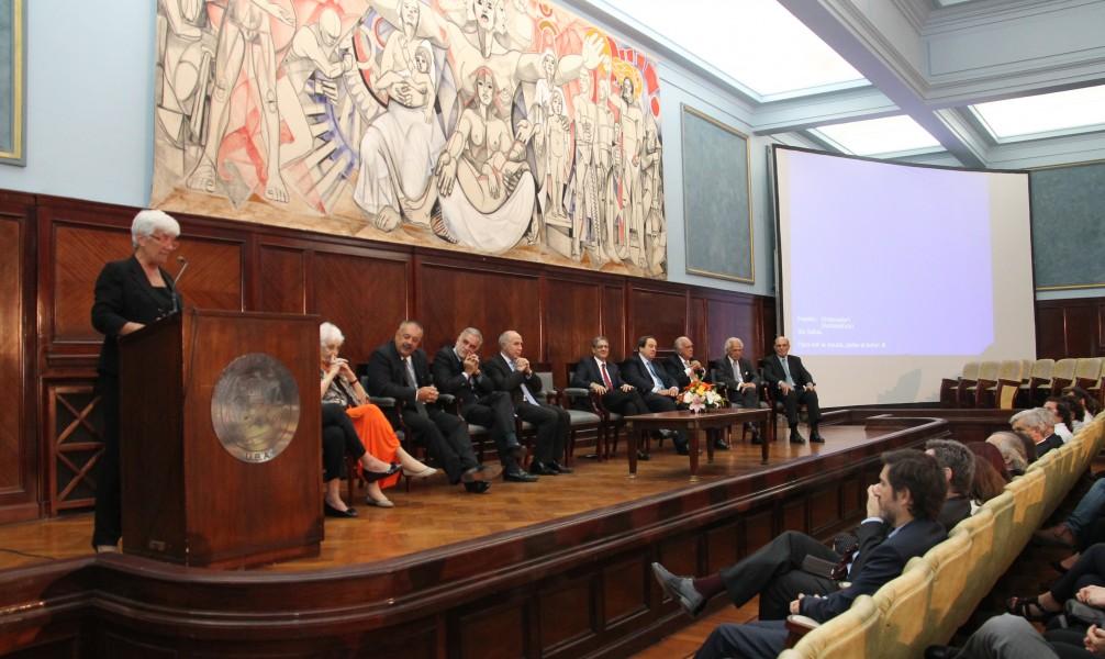 Conmemoración del 30º aniversario de la sentencia de la Cámara Federal en el Juicio a las Juntas