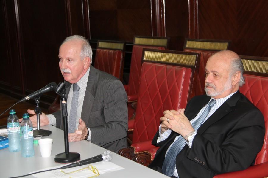 Jorge Kielmanovich y Eduardo Sirkin