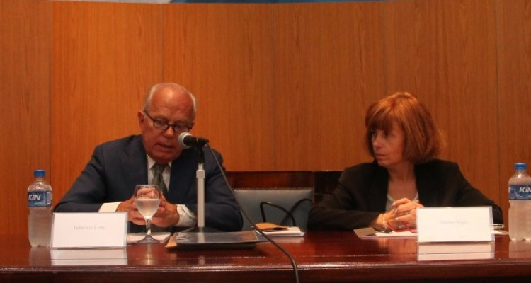 Emiliano Bursese, Francisco Leita, Sandra C. Negro y María Isabel Morin