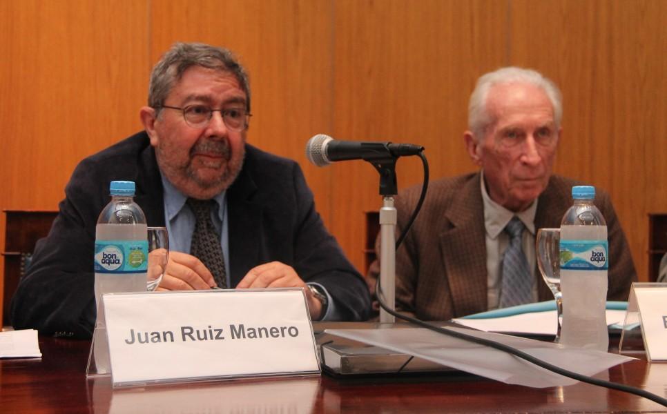 Juan Ruiz Manero y Eugenio Bulygin