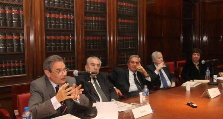 Jornada en homenaje al profesor Juan Carlos Cassagne