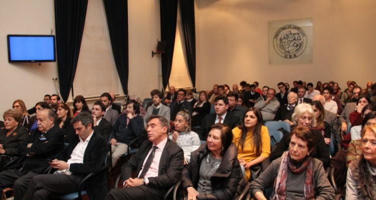 """La Facultad lanzó la IV edición del Programa """"Mi voto, mi elección"""""""
