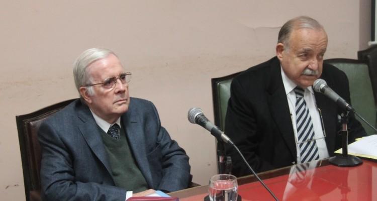 Tulio Ortiz y José Osvaldo Casás