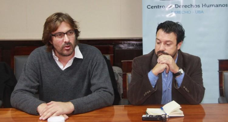 Martín Sigal y Emiliano Buis
