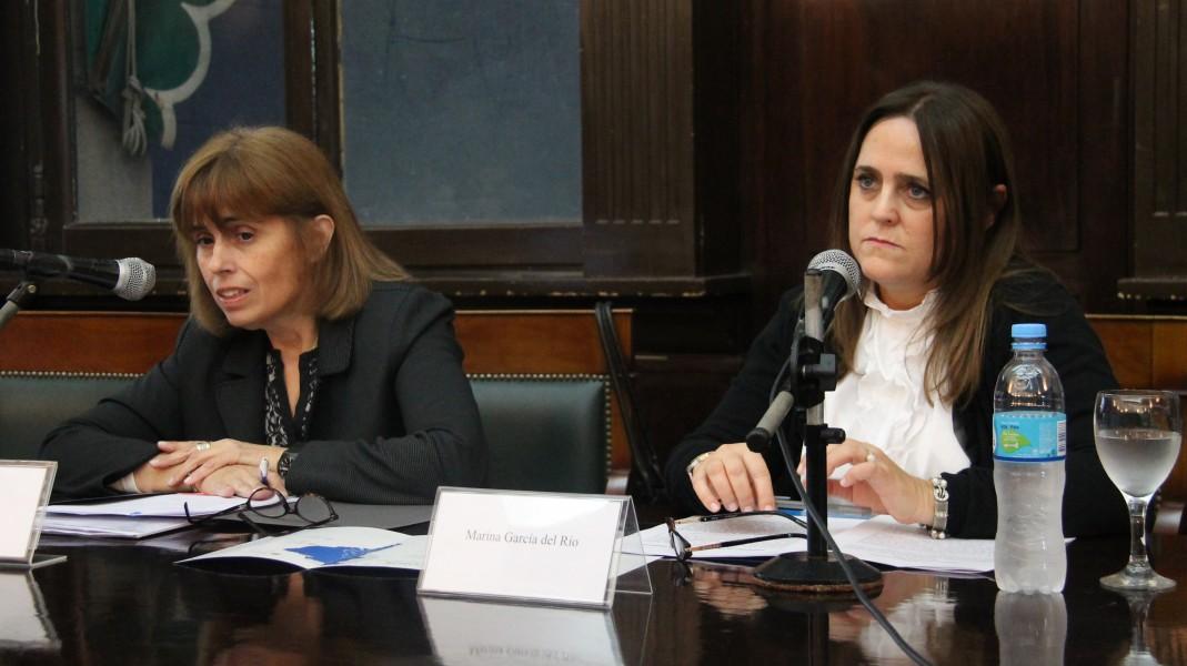 Sandra C. Negro y Marina García del Río