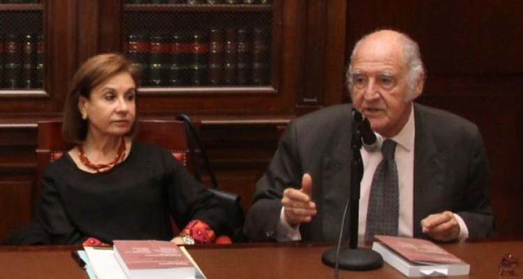 Susana Albanese, Adelina Loianno y Juan Antonio Travieso