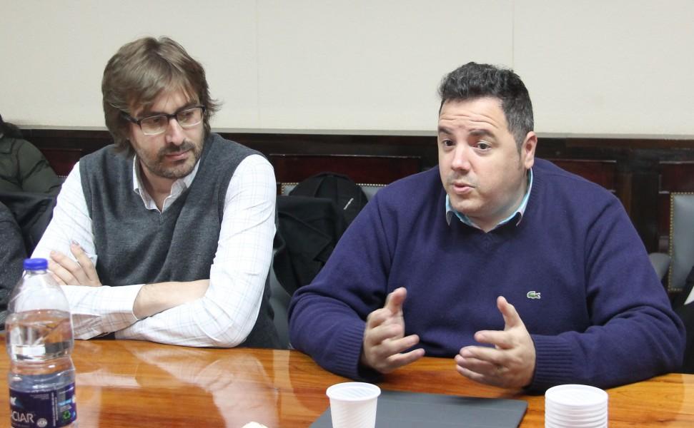 Martín Sigal y Pedro Paradiso Sottile