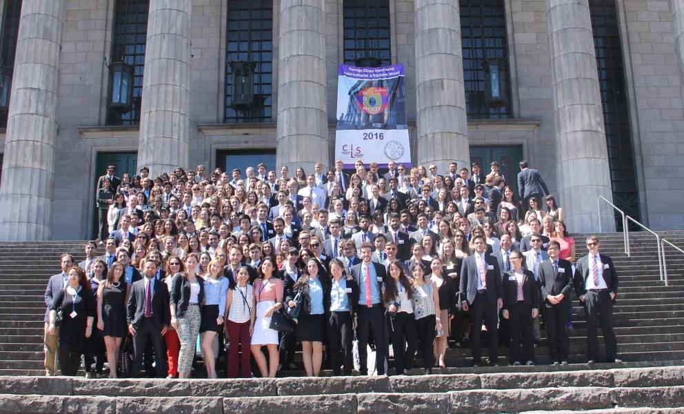 La Facultad fue sede de la Competencia Internacional Interuniversitaria FDI de Arbitraje Internacional de Inversiones