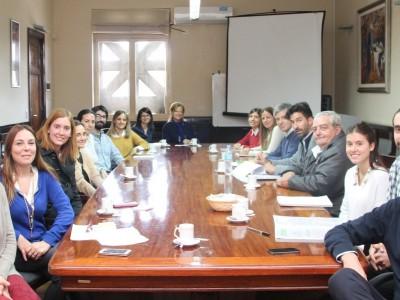 Primera reunión de trabajo entre la Facultad y la Agencia de Protección Ambiental del Gobierno de la Ciudad Autónoma de Buenos Aires