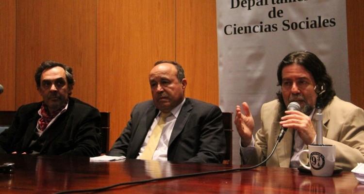 Raúl G. Ferreyra, Alejandro Navas Ramos y Ricardo Rabinovich-Berkman