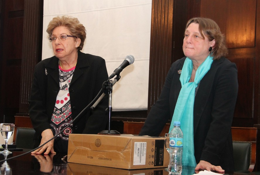 Delia Lipszyc y Jane C. Ginsburg
