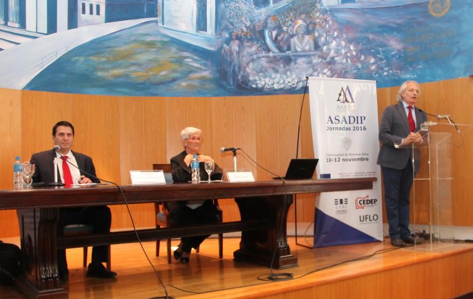 José A. Moreno Rodríguez, Mónica Pinto y Diego P. Fernández Arroyo