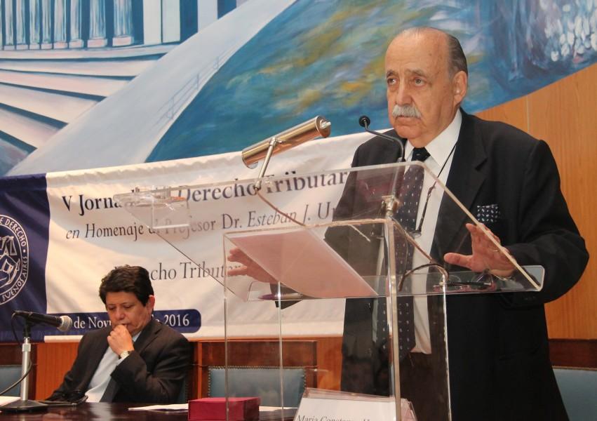 Horacio Cardozo y José O. Casás