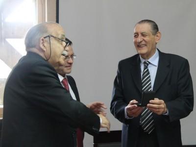 José Osvaldo Casás, Pablo J. M. Revilla y José Carlos Bocchiardo