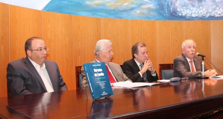 Oscar Zoppi, Pedro Di Lella, Gustavo Halbide y Jorge Kielmanovich