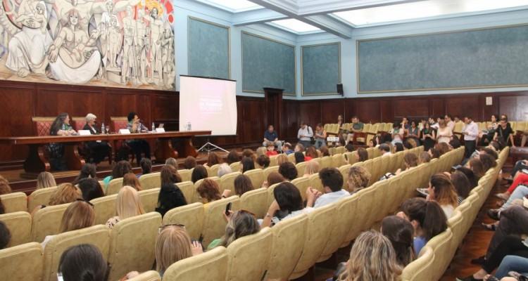 Presentación de los resultados de Argentina cuenta la violencia machista