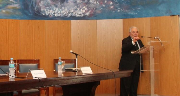 Adelina Loianno, Susana Albanese y Sergio García Ramírez