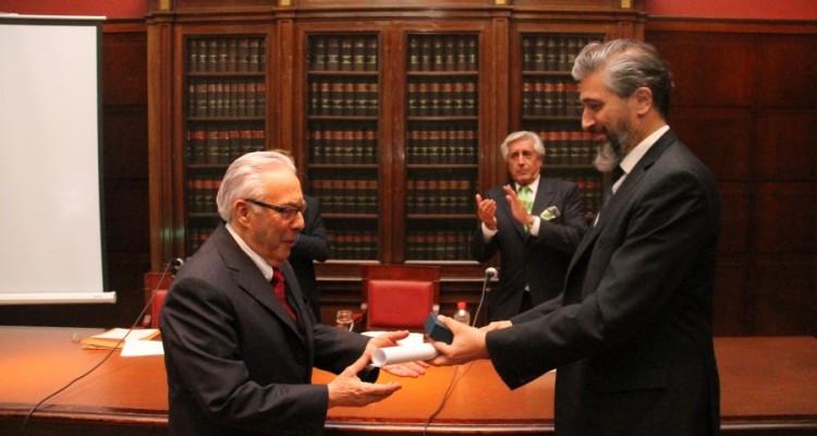Paulo Affonso Leme Machado y Juan Pablo Mas Velez