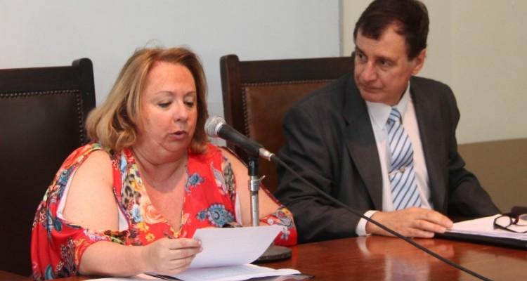 Beatriz Rodríguez y Roberto García Pasquinelli