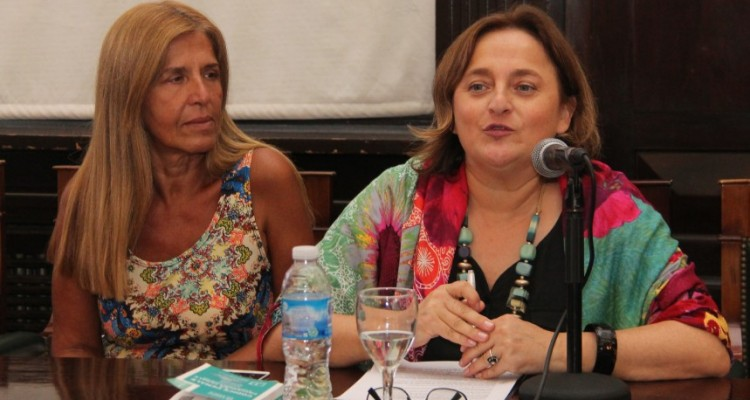 Marisa Nocetti y Lina Caraceni