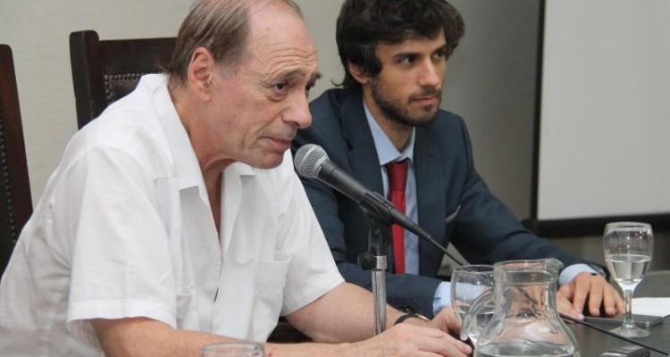 Eugenio R. Zaffaroni y Guido Croxatto