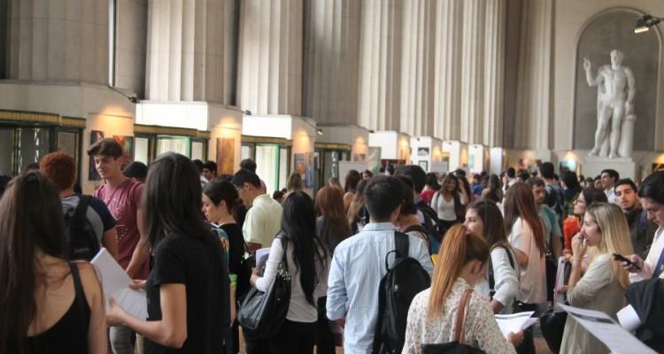 Feria de empleos 2017