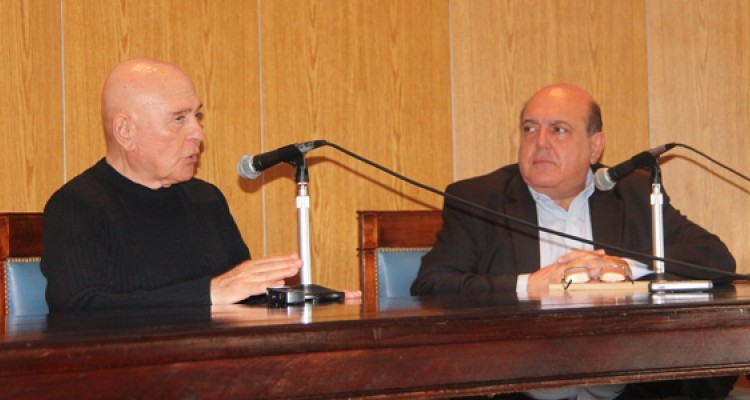 Gerard Chaliand y Roberto Malkassian