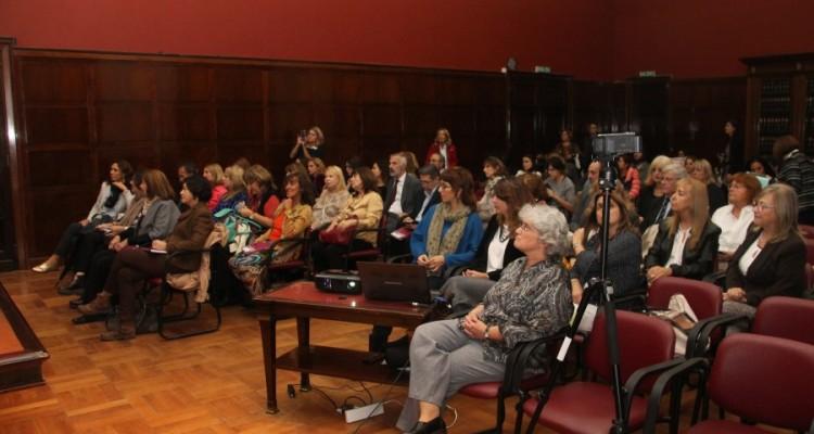 Presentación del libro <i>La Mediación en el Patrocinio Jurídico de la Facultad de Derecho</i>