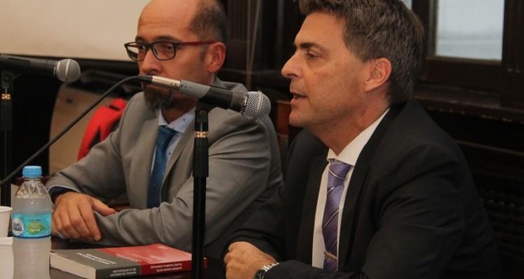 Alfredo Mario Soto y Flavio Floreal González