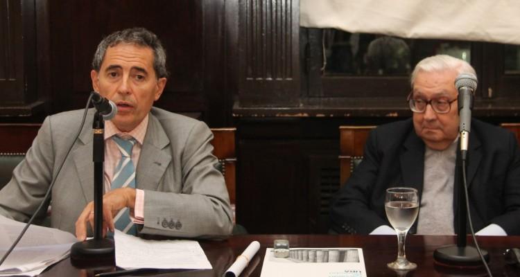 Renato Rabbi-Baldi Cabanillas y Ricardo A. Guibourg