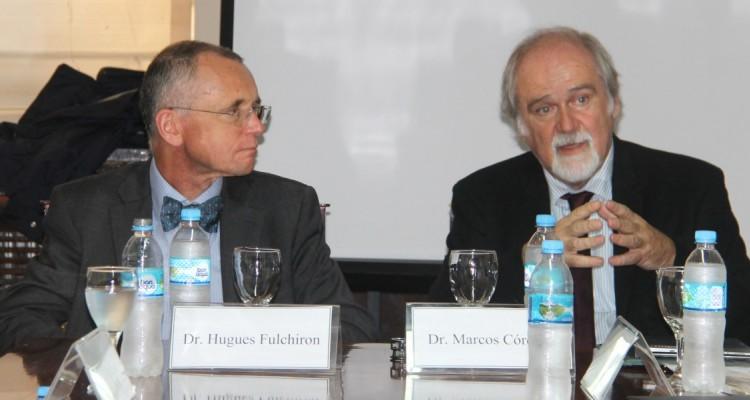 Hugues Fulchiron y Marcos M. Córdoba