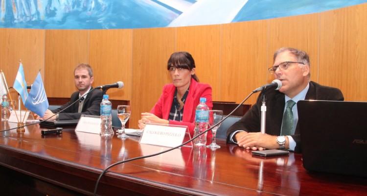 Pablo Mortarotti, Melina Maluf y Calogero Pizzolo