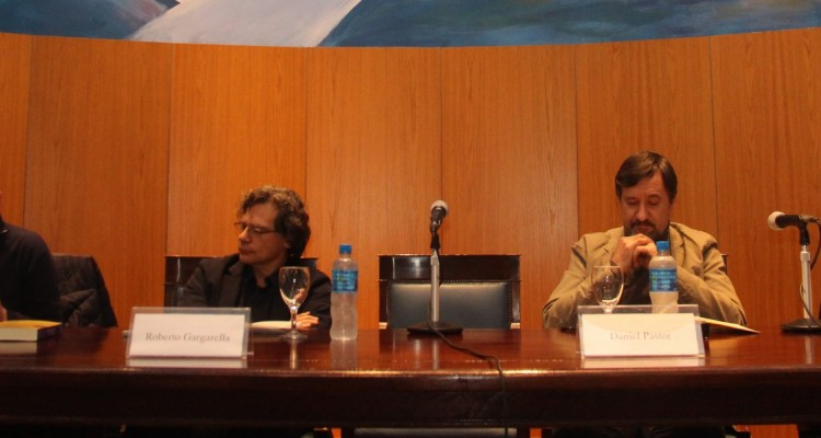 Juan Lucas Finkelstein Nappi, Roberto Gargarella, Daniel Pastor e Inés Jaureguiberry