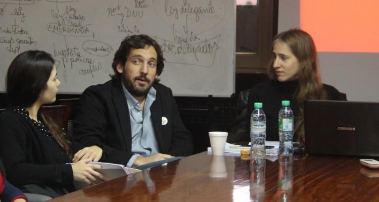 Federico Efrón y Florencia Sotelo